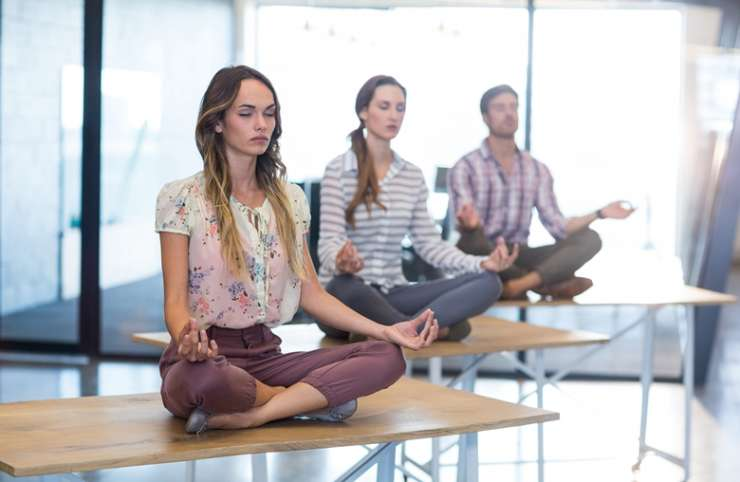 Miruxy Yoga Clases para empresas